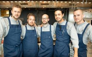 Chef Jorris Team