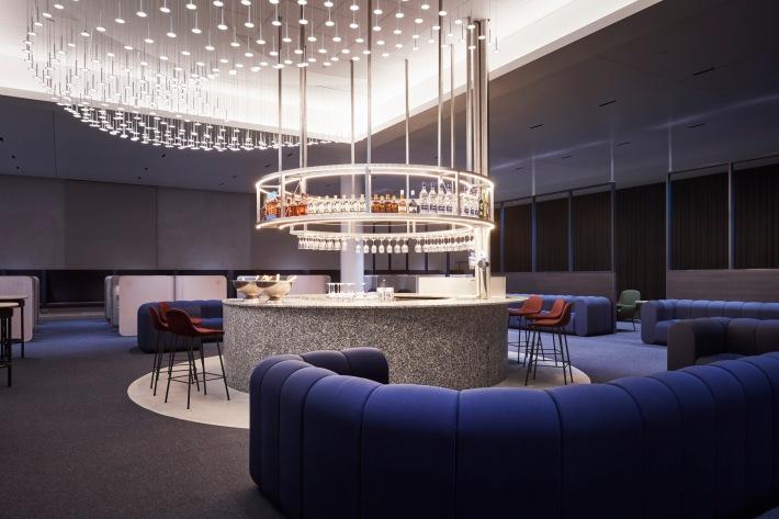 Finnair_NoSe Lounge_Business Lounge_Blueberry Bar