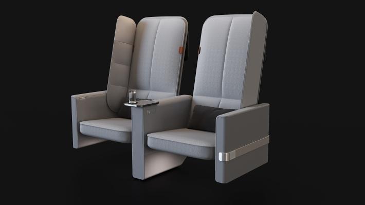 Seat Front Dark