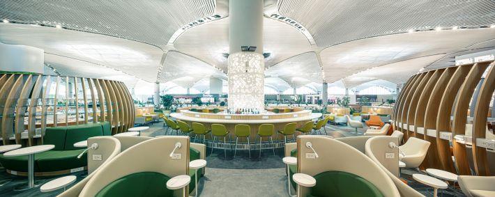 SkyTeam IST lounge