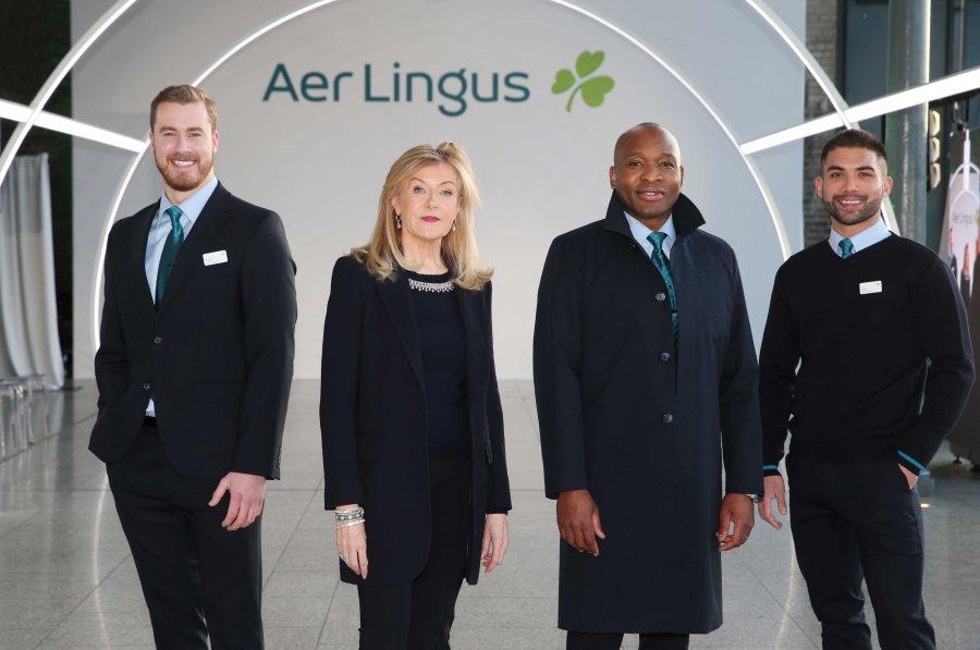 11NO REPRO FEE Aer Lingus uniform