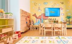 Plaza Premium Lounge Dubai - Playroom