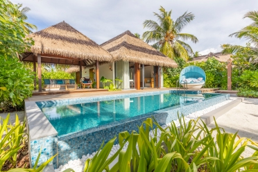 1. Pullman Maldives_Beach Pool Villa