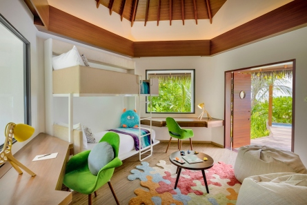 3. Pullman Maldives_Kid's Room