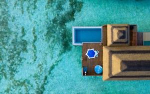 5. Pullman Maldives_Ocean Villa_Aerial