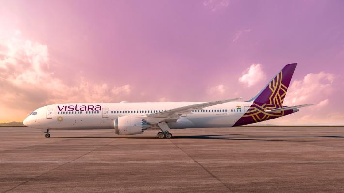 Vistara_Boeing 787-9 Dreamliner