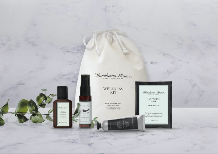Murchison Hume Wellness Kit by Buzz