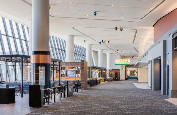 LaGuardia Terminal B, Location: Queens, New York, LaGuardia Gateway Pertners