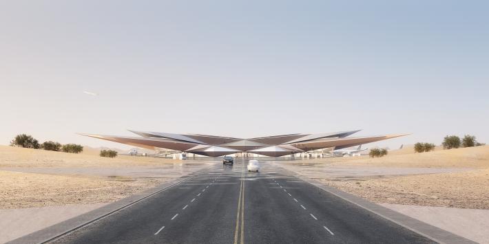 AMAALA international airport